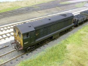 Bachmann type 1, 8027.