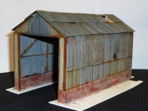 Kirkmellington engine shed