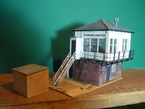 Kirkmellington Signal Box