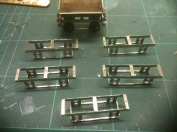 Hudson Tipper - basic chassis